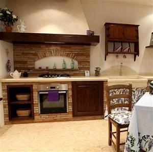 Caminetti carfagna cucine rustiche cucina vischio for Cucine bastia umbra