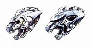 Image - Concept Art - Godzilla Against MechaGodzilla ...