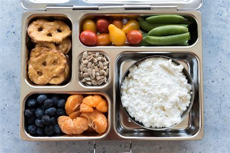school lunch ideas with planetbox pineapple and coconut