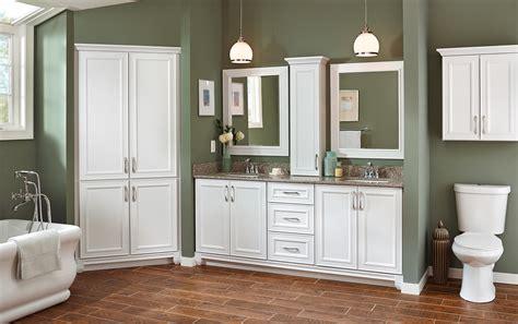 Furniture & Organization Modern Rsi White Bathroom Vanity
