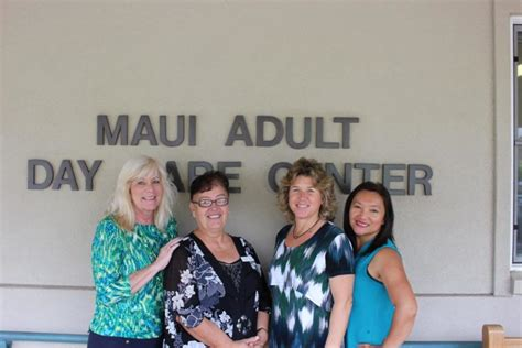 staff maui adult day care centers