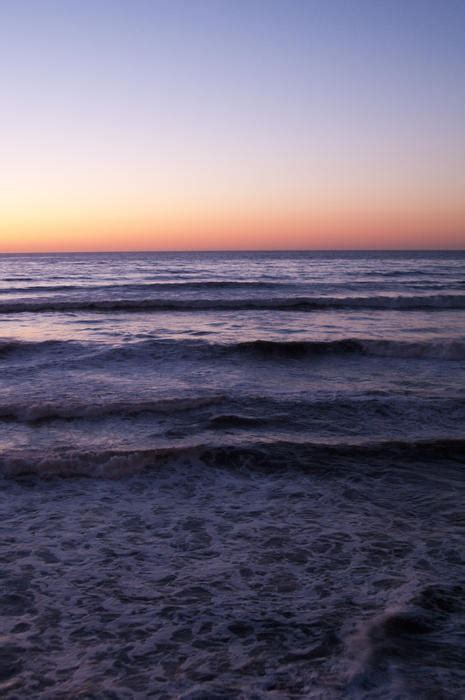 stock photo  beautiful ocean  sunset