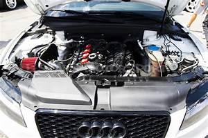 Audi A4 And A5 B8    B8 5 2 0 Tfsi Cts Turbo Intake