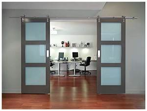 42 modern sliding barn doors 2017 home and house design With barn doors for homes interior