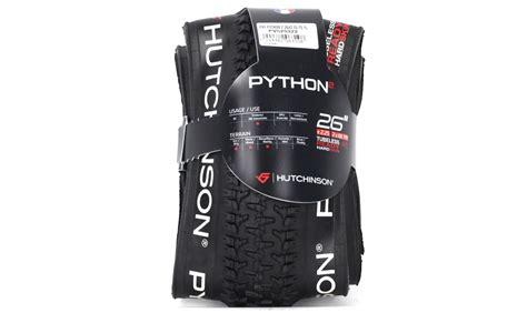 pneu vtt tubeless ou chambre à air pneu hutchinson python 2 race riposte enduro hardskin