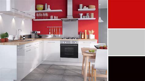 cuisine couleur quelle couleur choisir pour une cuisine étroite