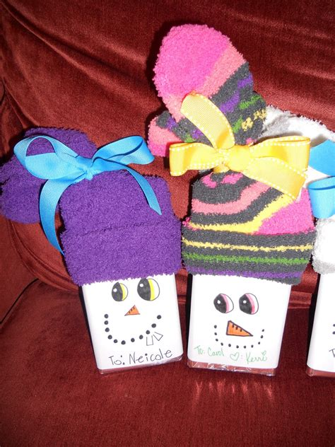 christmas gift ideas with socks bits and bobs cozy snowman cuteness and family wreath letter