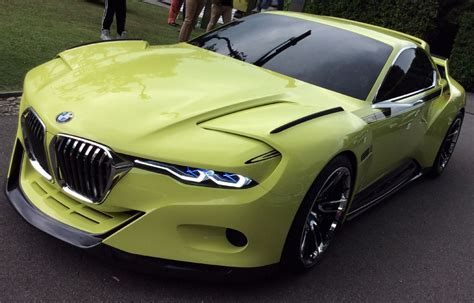 Bmw's Hommage To The 3.0 Csl
