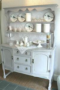 Shabby Chic Dresser : 17 best images about shabby chic dressers on pinterest painted hutch gray and shabby chic ~ Sanjose-hotels-ca.com Haus und Dekorationen