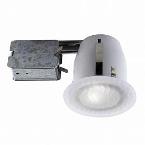 Bazz series in white recessed led gu light