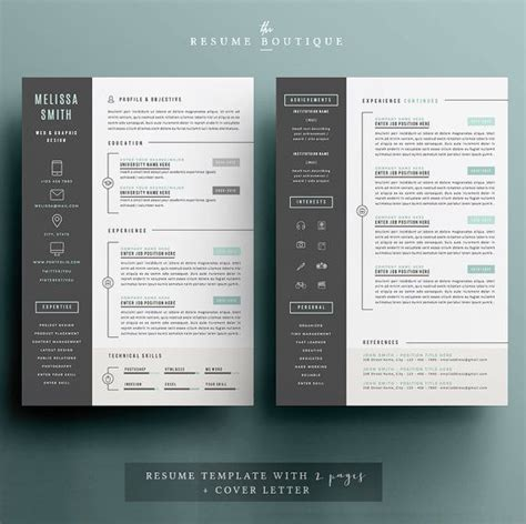 17 best ideas about cover letter template on