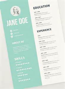 Resume Templates Simple Free Cv Resume Psd Templates Freebies Graphic Design Junction