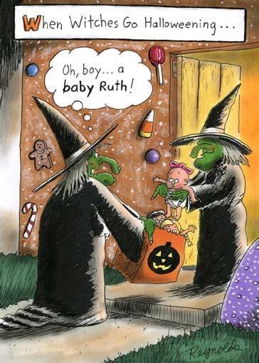 jokes laughs halloween cartoons
