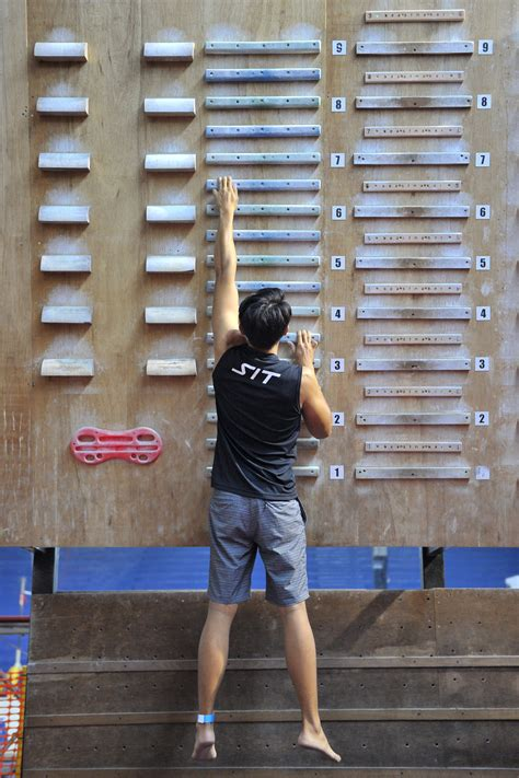 Rock Climbing Exercises Both Body Mind Getphysical