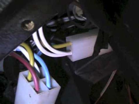 fiat  spider wiring part  youtube