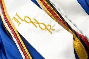 graduating with honors stock photo image of education