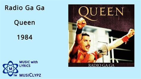 Queen 1984 Hq Lyrics Musiclypz