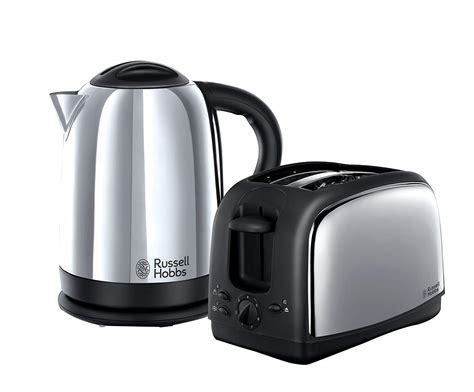 kettle and toaster hobbs 21830 lincoln pack 2 slice toaster 1