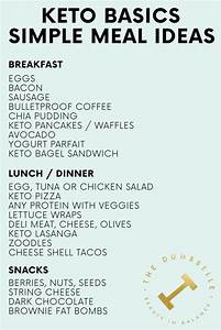 Pin On Keto Diet Meal Plan For Beginners