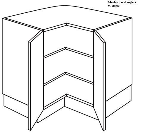 caisson d angle pour cuisine meuble d angle bas pour cuisine obasinc com