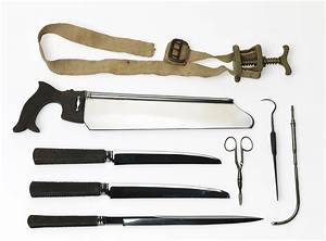 A Civil War Surgeon's Tools | National Archives