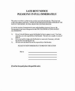 Notice Of Termination Letter Free 46 Notice Examples In Pdf Examples