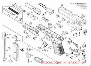Airsoft  Despieces De Armas Marui  Western Arms  Kwc  Fsc