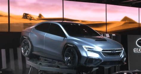Subaru Wrx Sti 2020 Japan by Subaru Viziv Performance Concept Brings Next Generation