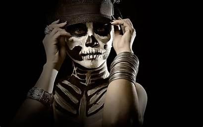 Mask Skeleton Makeup Skull Face Decorations Head