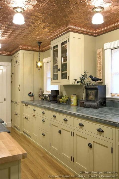 25 best ideas about tin ceiling kitchen on