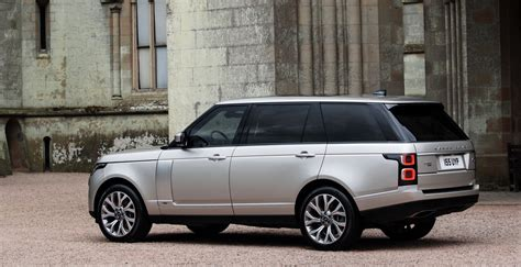 2019 Range Rover P400e Can Drive 31 Miles In Ev Mode The
