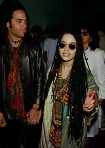 Lenny Kravitz & Lisa Bonet   Love   Pinterest   Posts ...