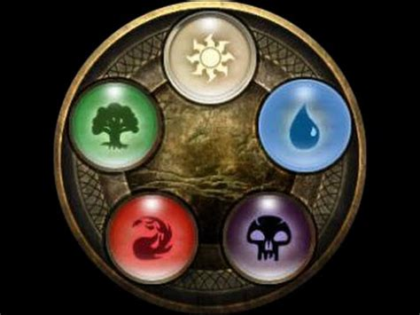 magic the gathering colors what is the best color in mtg