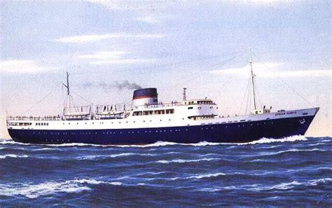 Sun Line - SS Stella Maris I