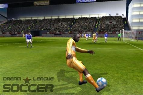 Dream League Soccer For Android  Free Download Dream