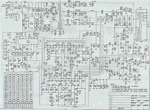 Lcd Monitor Power Supply Schematics  Lcd  Free Engine