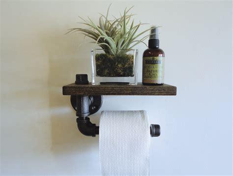 Bathroom Shelves Pipes