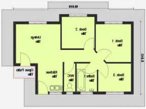 Inspiring Simple House Plans Photo by Simple Floor Plans Bedroom House Floor House Plans Floor