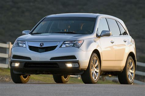 2010 Acura Mdx Review by Review 2010 Acura Mdx Photo Gallery Autoblog