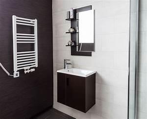 Gäste Wc Badmöbel : badm bel set g ste wc waschbecken waschtisch handwaschbecken spiegel top 50cm ~ Frokenaadalensverden.com Haus und Dekorationen