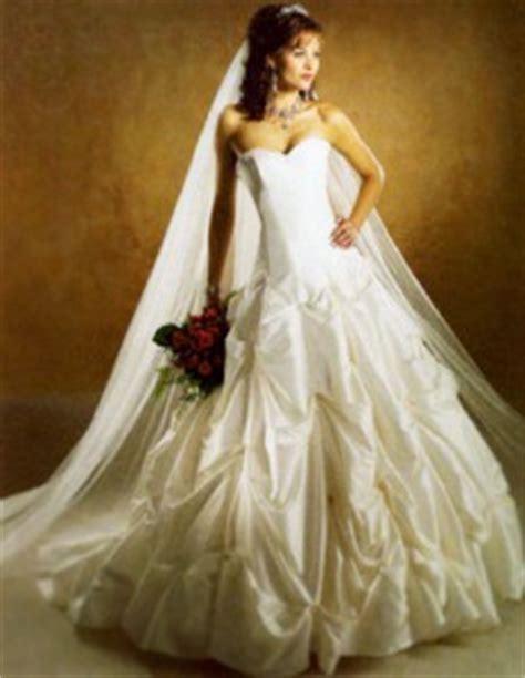 dramatic wedding dress