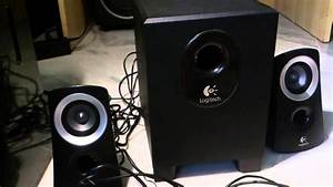 Logitech Z313 Speaker Review