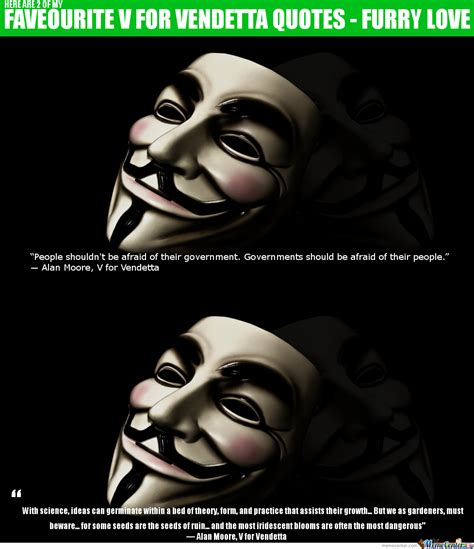 Fast V For Vendetta Quotes Movie