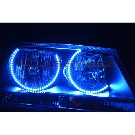headlight color changer dodge avenger v 3 fusion color change led halo headlight