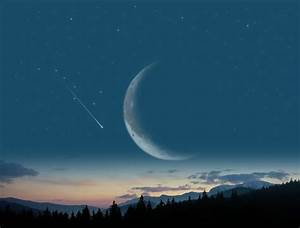 Crescent Moon Wallpapers High Quality Resolution O Dodskypict