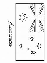 Flags Coloring Pages Countries Flag Country African Recommended Template sketch template
