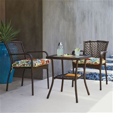 products outdoors and bistros on