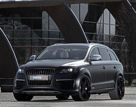 Custom Audi Q7 V12 Tdi Powerhouse By Fostla Tuning