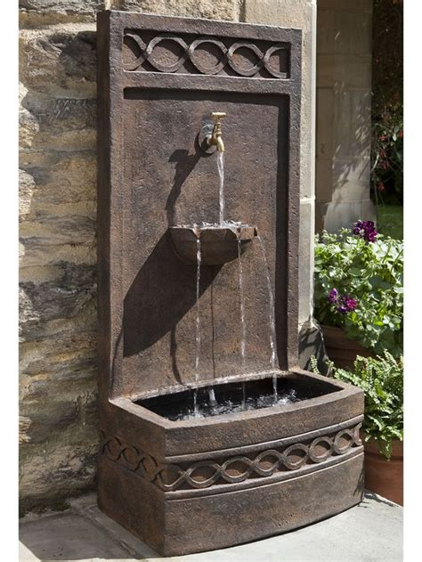 exterior wall fountains best 25 outdoor wall fountains ideas on pinterest wall fountains contemporary outdoor