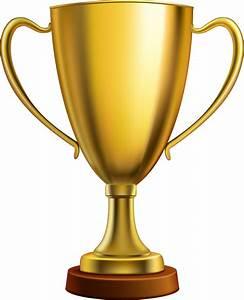 Golden Cup Winner transparent PNG - StickPNG